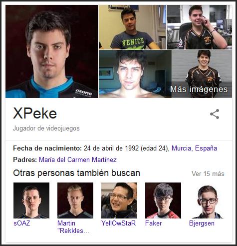 Enrique Cedeño - XPeke -