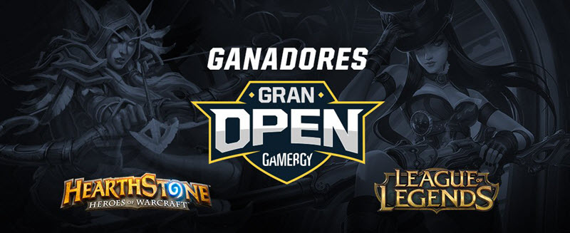 Team Providence clasificación Gamergy gaming e-Sports