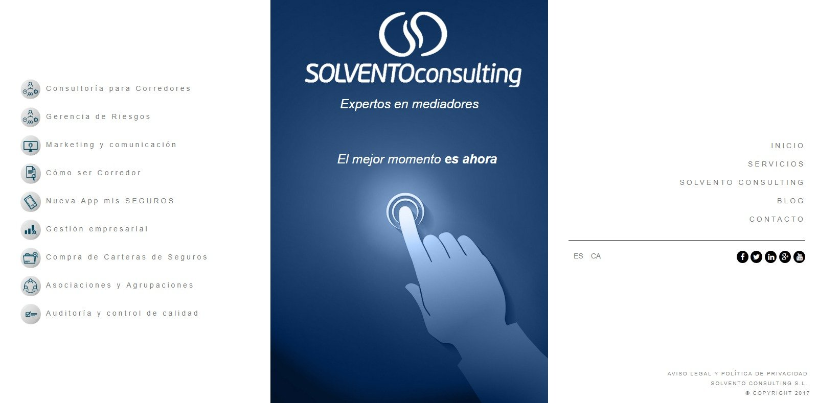 Solvento Consulting